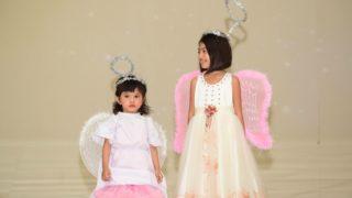幼稚園のドレスアップディ