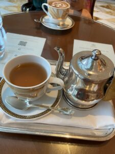 versace high tea
